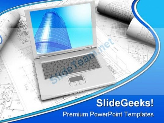 laptop computer powerpoint templates and powerpoint backgrounds, Powerpoint templates