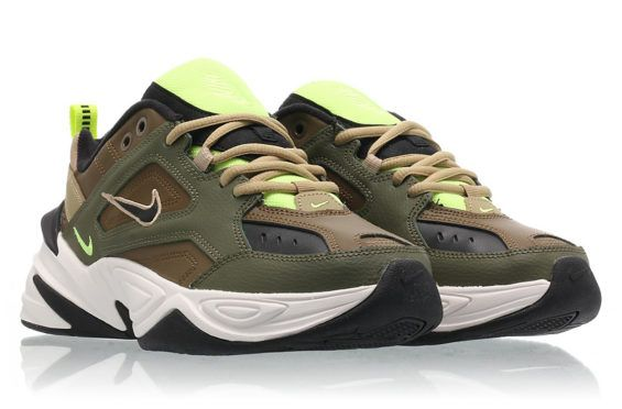 online store ed6c5 bb2f3 The Nike M2K Tekno Gets Hit With Fall Vibes The Nike M2K Tekno is hit with