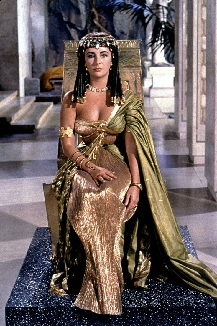 cleopatra seduction