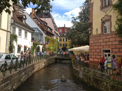 Freiburg and the Black Forest