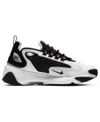 Nike Women s Zoom 2K Running Sneakers from Finish Line - WHITE BLACK 6.5 f6862262bb