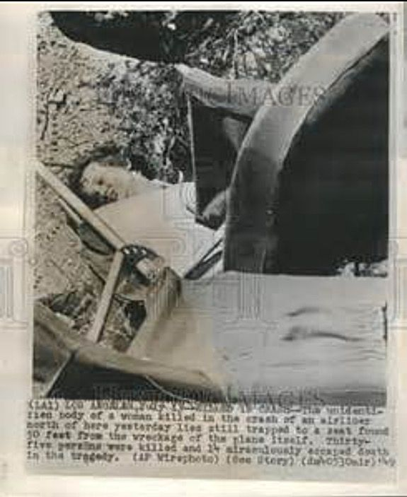 Patsy Cline's Death In Airplane Crash. March 5,1963