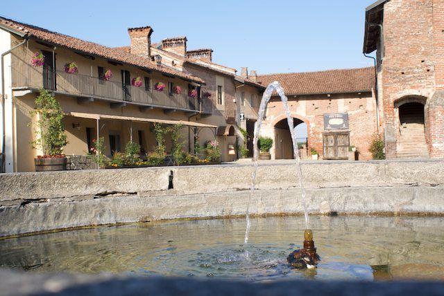 Ristorante Il Sigillo, nell'abbazia di Staffarda - 0175.273120