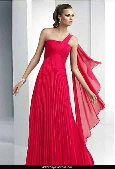 Cool Uzun Boylulara Yakisan Abiye Elbise Modelleri 2016 Uzun Elbise The Dress Balo Elbiseleri