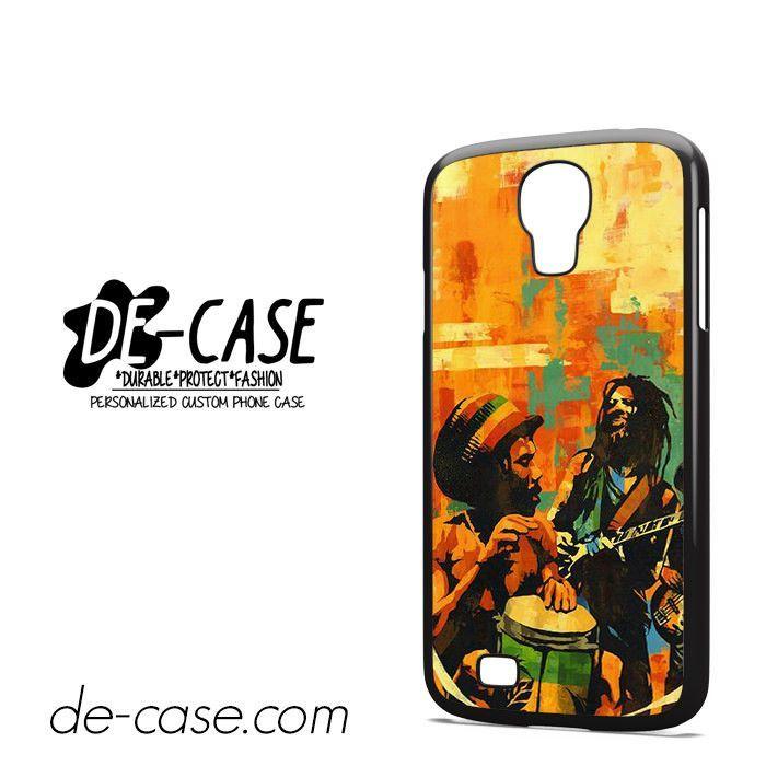 Bob Marley Art DEAL-1992 Samsung Phonecase Cover For Samsung Galaxy S4 / S4 Mini