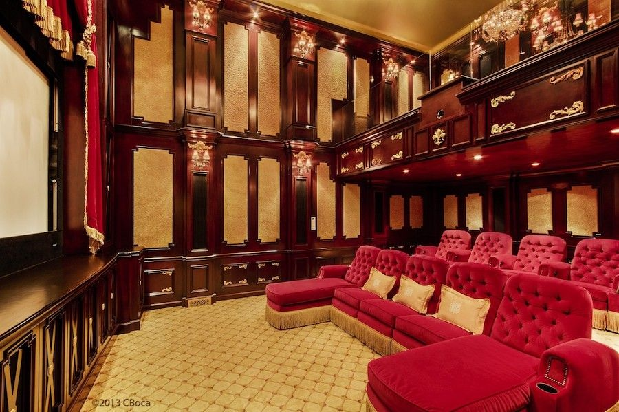 Elegant Home Theater With A Balcony! Upper East Side Mansion U2013 $114,077,000 · Most  ExpensiveExpensive ... Pictures Gallery