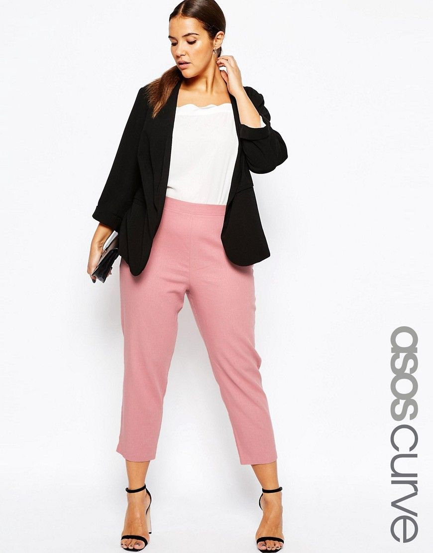 Love the pop of colour : http://asos.do/8bbgWF | Warm Weather Curvy ...
