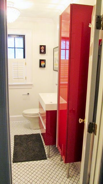 Small Bathroom Renovation By Atlanta General Contractor Penn - Small bathroom remodel atlanta