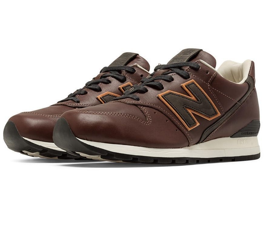 new balance 996 marron