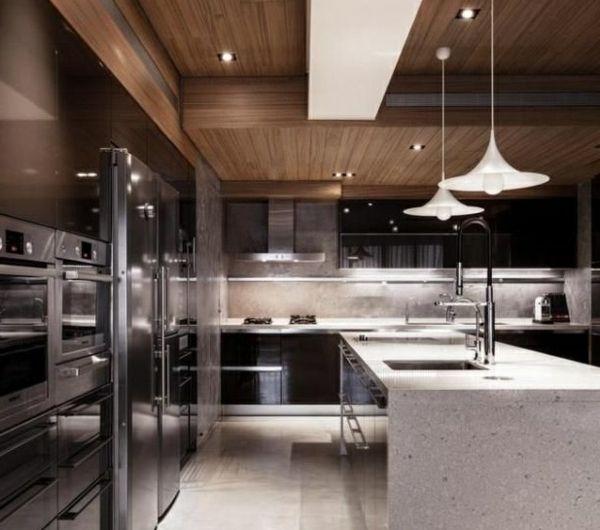 Les cuisines contemporaines fonctionnelles et stylées! | Ma ...