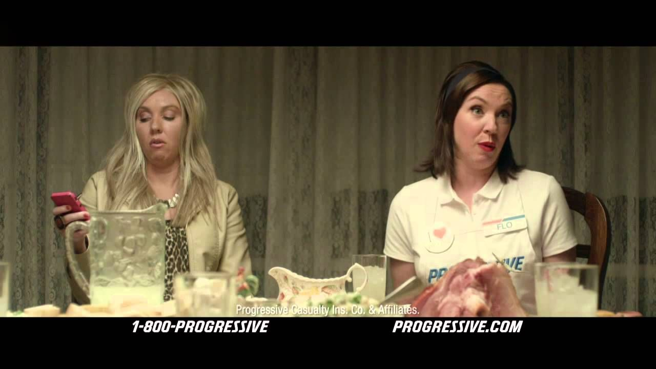 Flo S Family Progressive Insurance Commercial Progressive