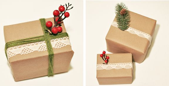 present boxes ideas christmas - Căutare Google
