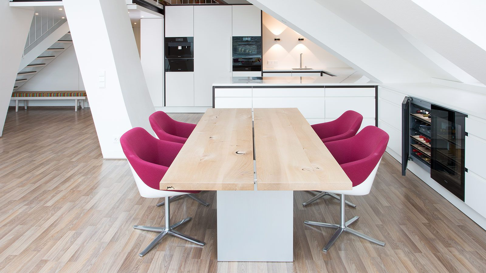 Innenarchitektur Köln küche im loft köln beilstein innenarchitektur köln