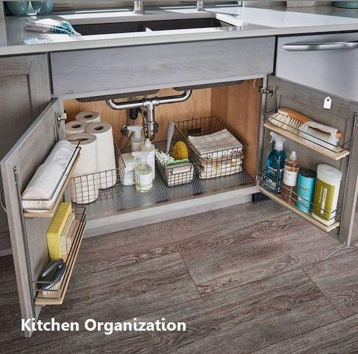 New Kitchen Organization Ideas