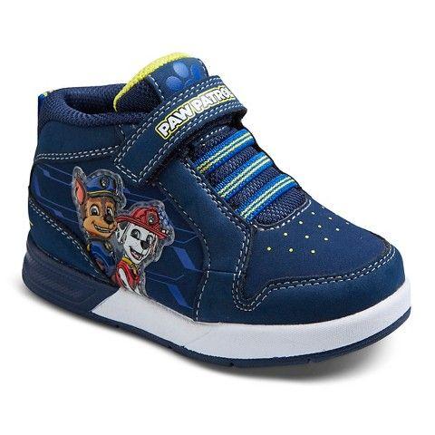 Toddler Boys' Paw Patrol Sneakers