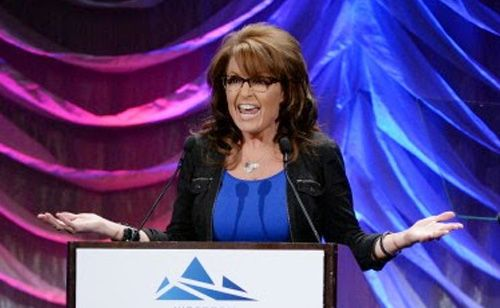 Something's A Little Off Here - And I Think It Might Be Sarah Palin… (VIDEO) This may well be the stupidest human being on the planet, but i don't know what Gohmert and Bachmann said today !!!