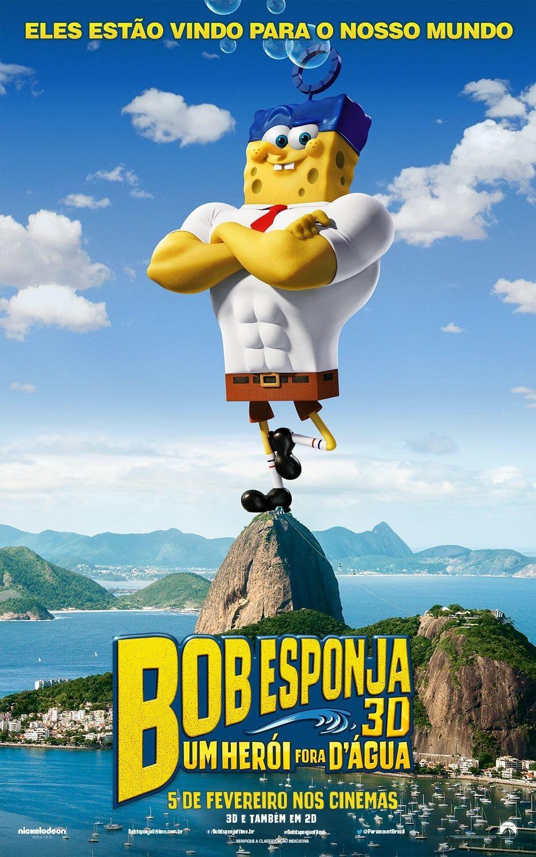 The SpongeBob Movie Sponge Out of Water (2014