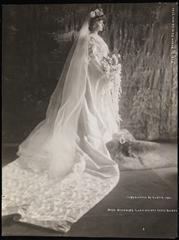 Alice Roosevelt Wedding To Nicolas Longworth 1906 Photography By