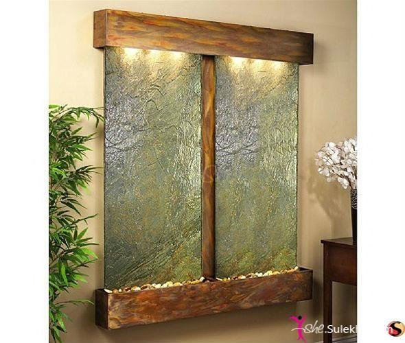 Interior Window Walls | Interior Decors Decorative Interior Fountain  Designs Fountains Are .