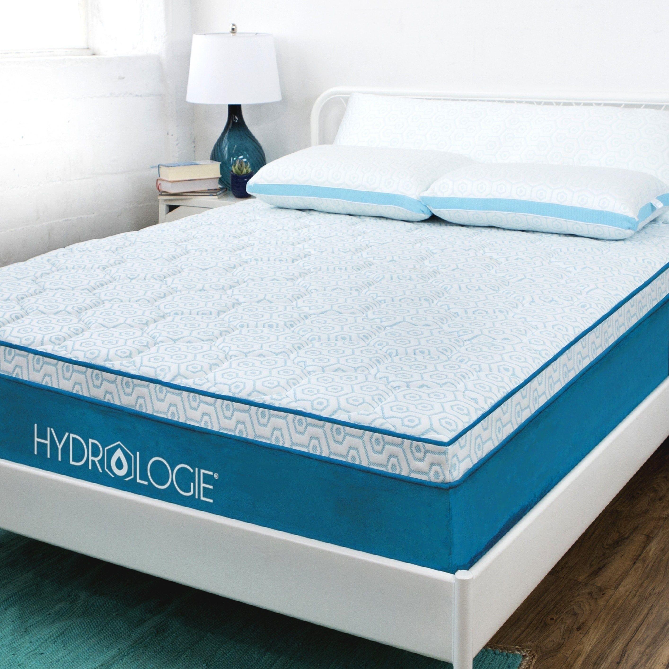 Hydrologie Essential 10 Inch Cooling Gel Memory Foam Mattress