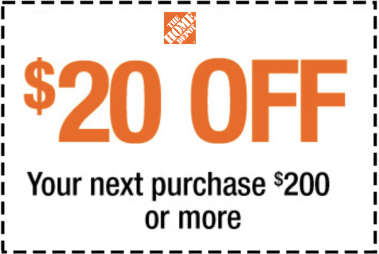 Home Depot 15 Off Printable Coupon Delivered Instantly To Your Inbox Quik Coupons Home Depot Coupons Home Depot Home Trends