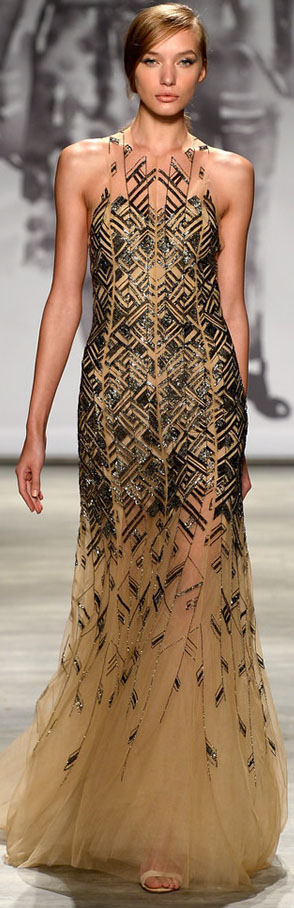 #LelaRose Spring #MBFW 2015 NY Collection #mercedesbeznfashionweek #fashionweek #fashionshows