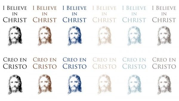 I believe in Christ printable