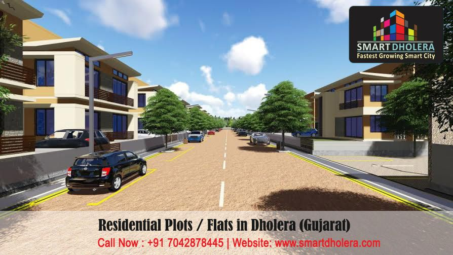 Book online NA/NOC, Clear Title plots in Dholera SIR