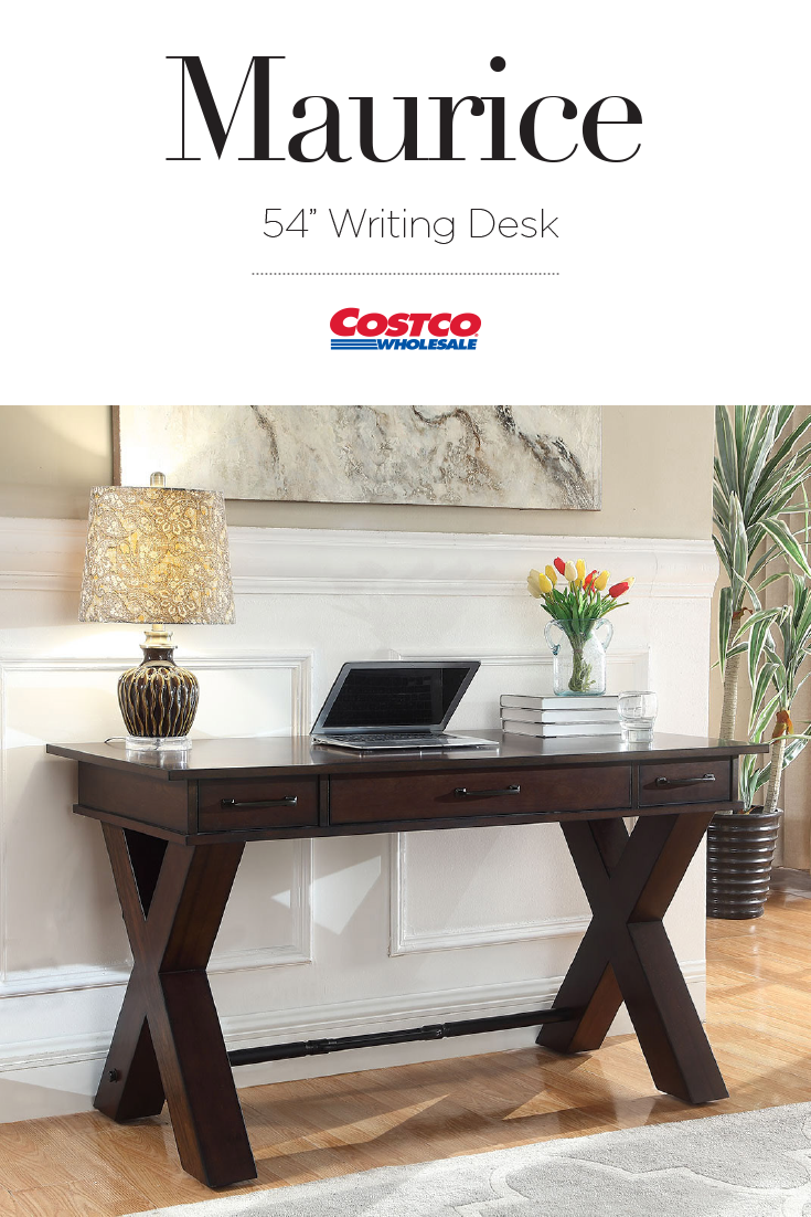 The Maurice Writing Desk Is The Perfect Combination Of Style And