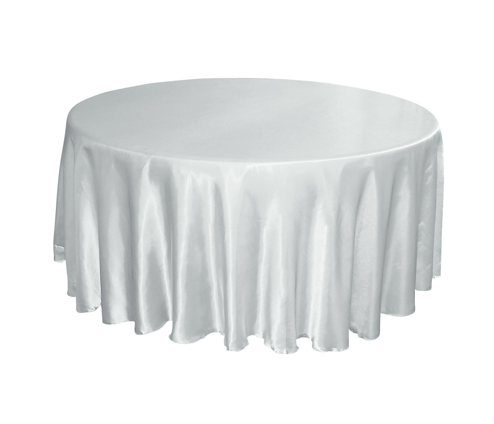 Genial Round Plastic Table Covers 120