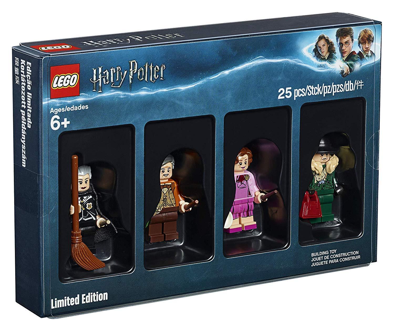 2018 Lego Bricktober Harry Potter Minifigure Set 5005254 Lego Harry Potter Idees Lego