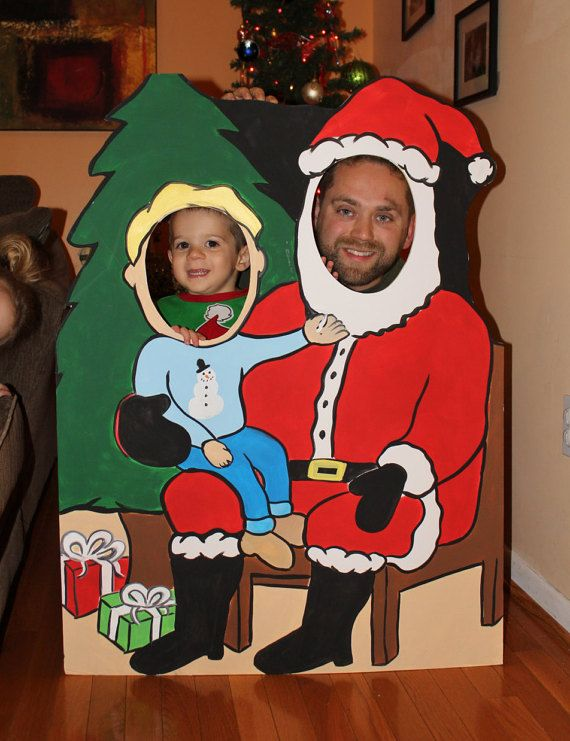 The Christmas Photo Prop Is Perfect For Any Holiday