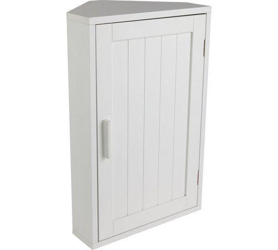 How To Put Bathroom Corner Storage Cabinet To Best Use Designalls In 2020 White Bathroom Cabinets Corner Storage Cabinet White Bathroom Furniture