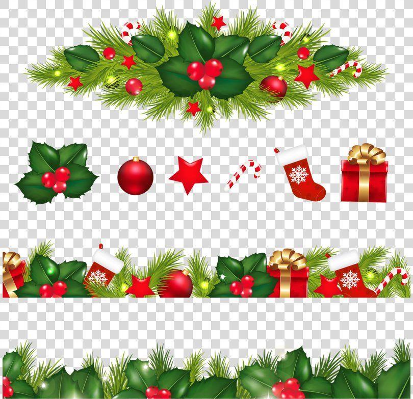Christmas Decoration Garland Clip Art Christmas Border Png Christmas Aquifoliaceae Aquifol Christmas Border Christmas Decorations Garland Christmas Images