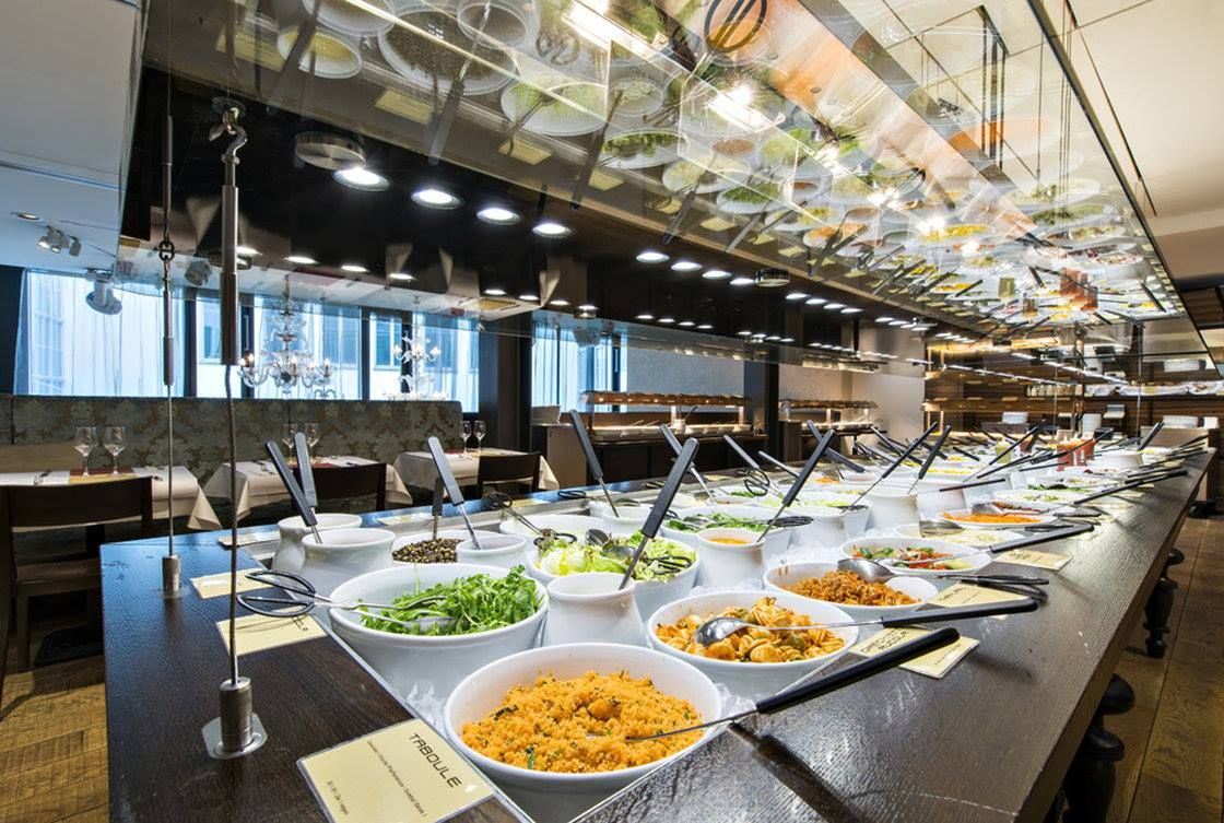 Buffet New Hotel Athens Breakfast Pinterest Athens Buffet  # Buffet Blanc Style New York