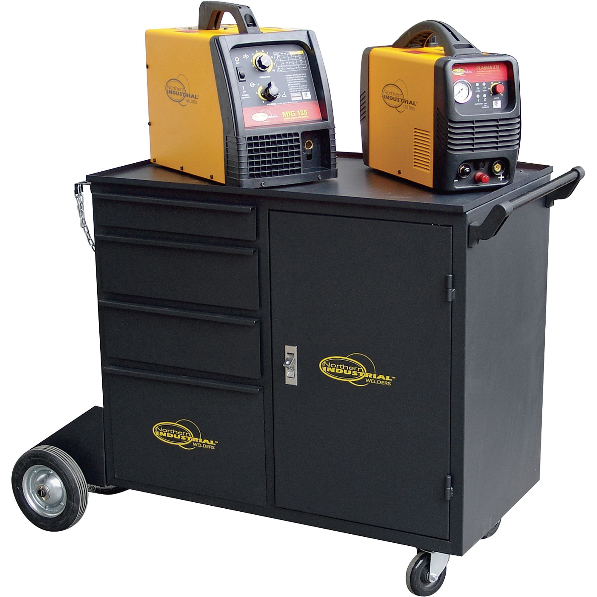This Rugged And Versatile Northern Industrial Welding Cabinet