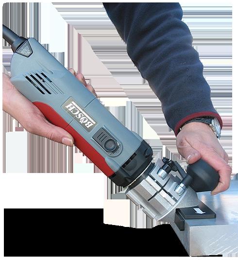 sheet metal deburring tool