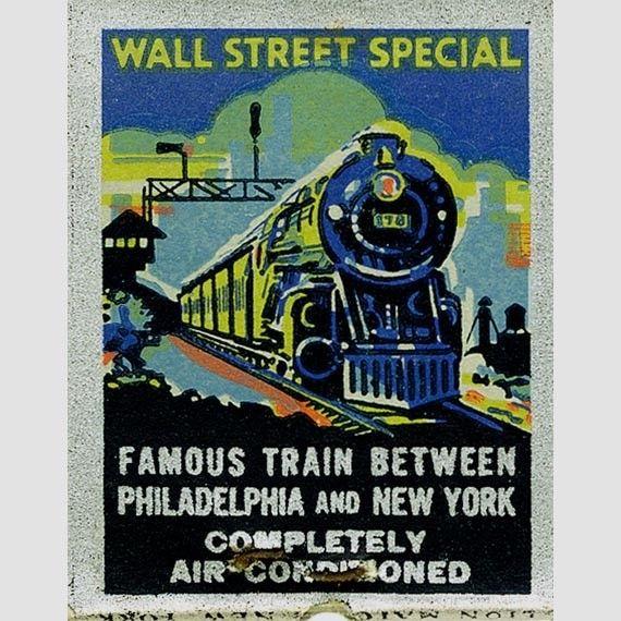 East Penn Railroad 3153 . watercolor illustration |Reading Railroad Train Art Prints