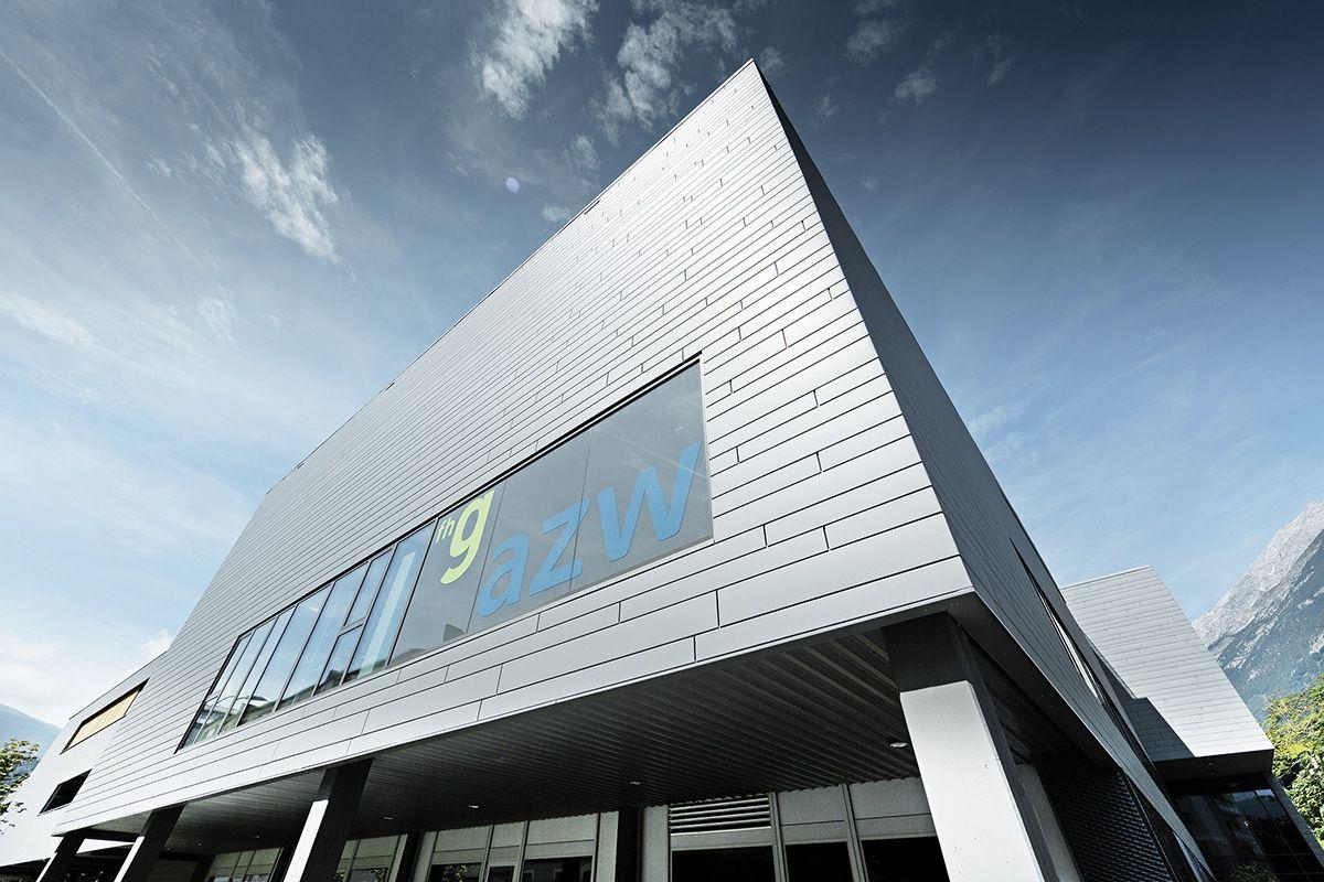 Sistemi metallici per il rivestimento di facciata in alluminio prefa