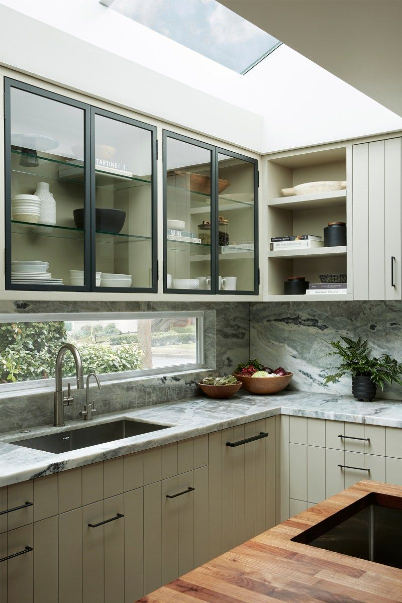 This Backsplash Window Cutout Gave One Couple the Natural Light They Craved