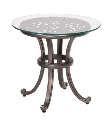 Superior New Orleans End Table With Glass Top | Traditional Style Patio | Pinterest  | Tops, Products And New Orleans