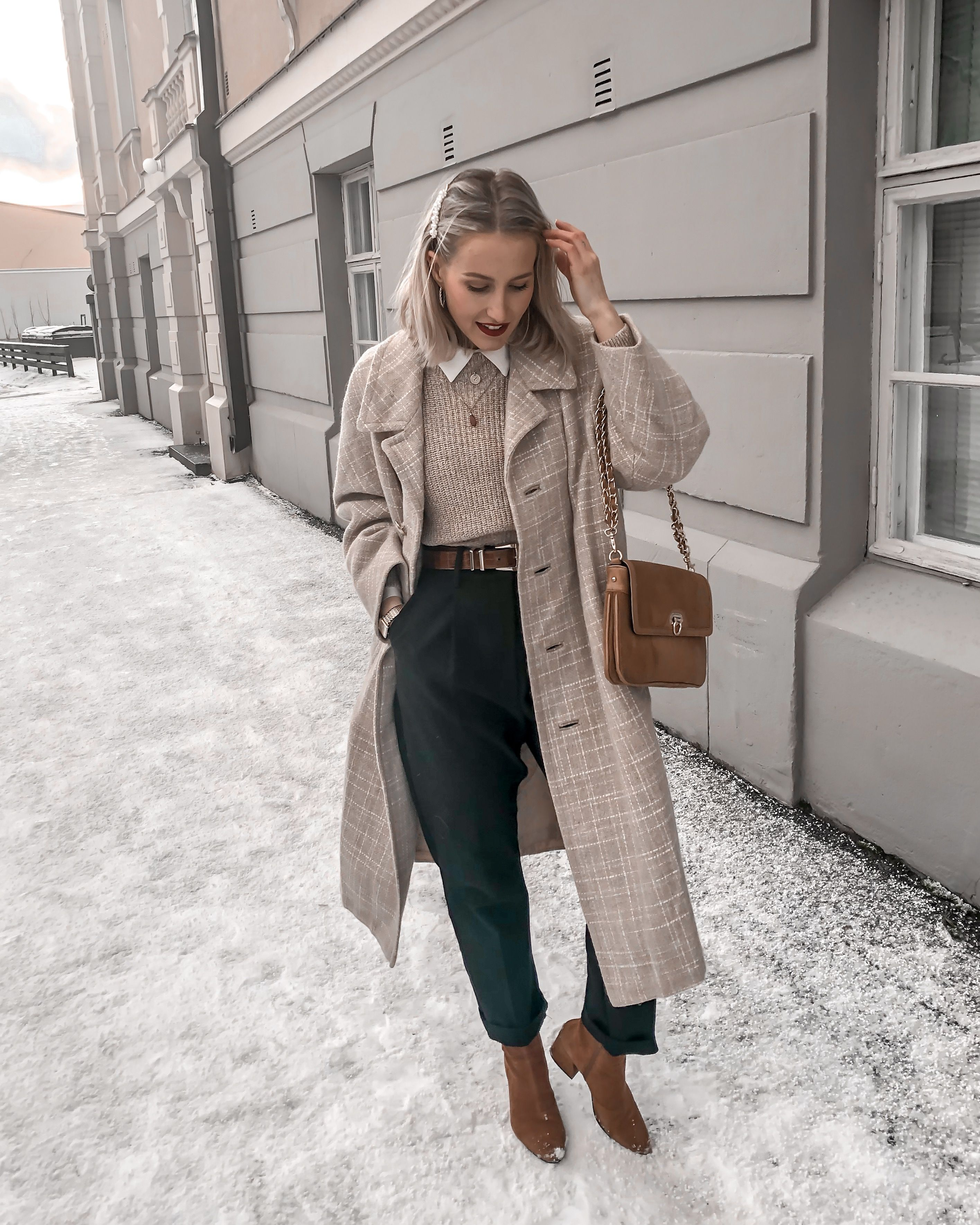 Scandinavian Winter Outfit Winter Fashion Outfits Winter Outfits Warm Casual Winter Outfits