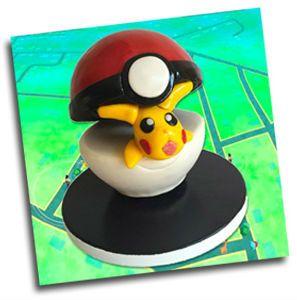 Cakeframe Pokemon Pokeball Cake