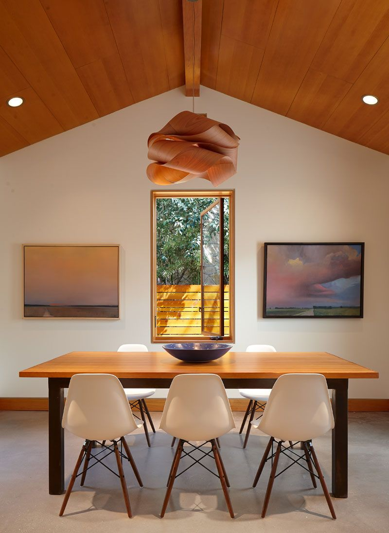 8 Lighting Ideas For Above Your Dining Table Sculptural