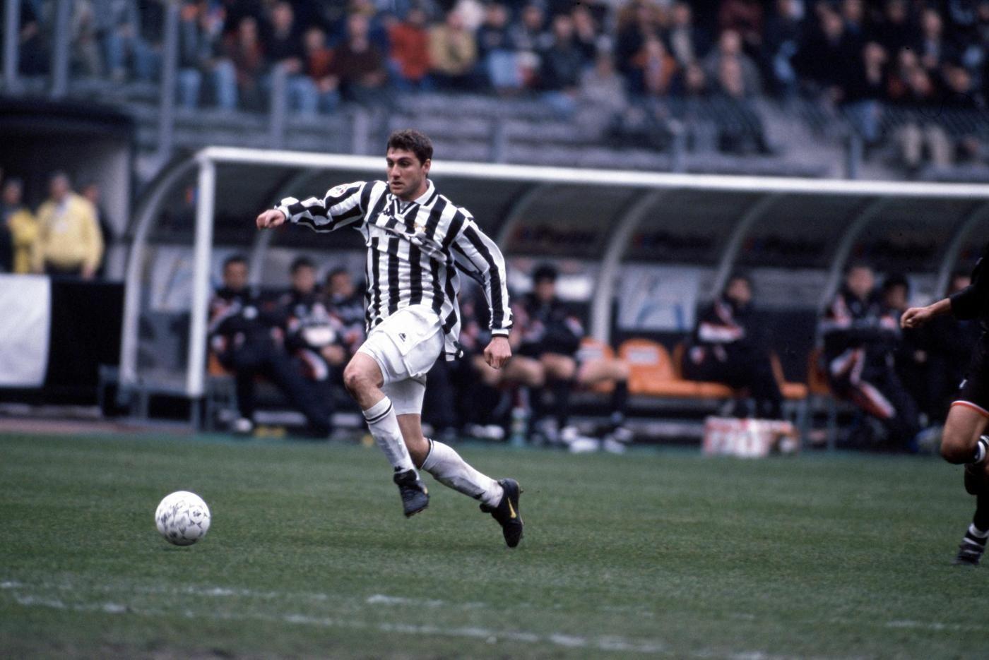 Christian Vieri Juventus fut Pinterest