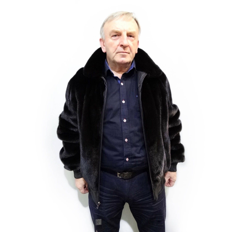 Men's jacket,men's fur,men's leather jacket,double sided