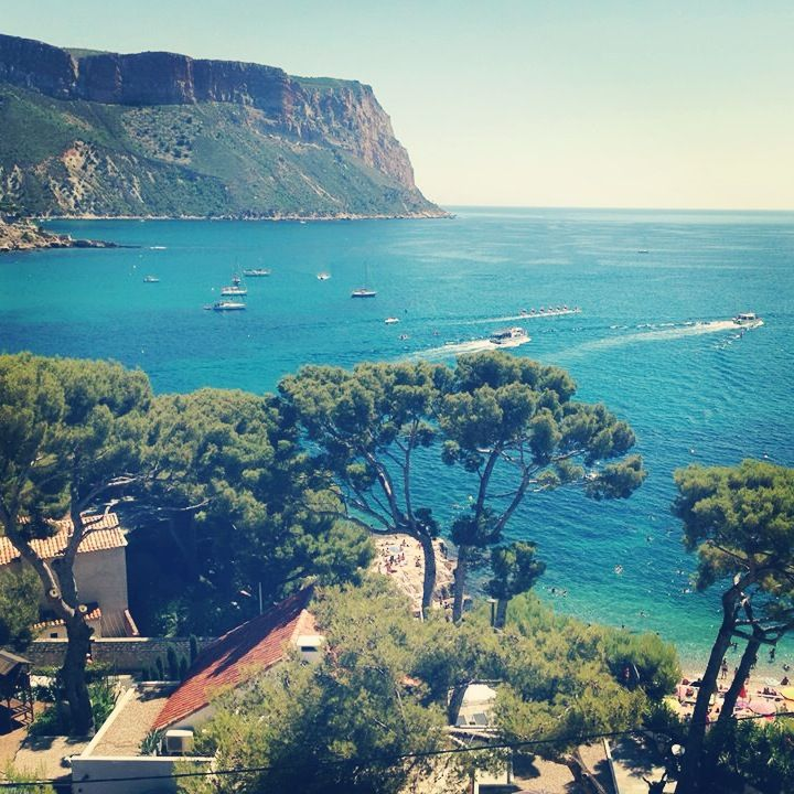 Cassis South France