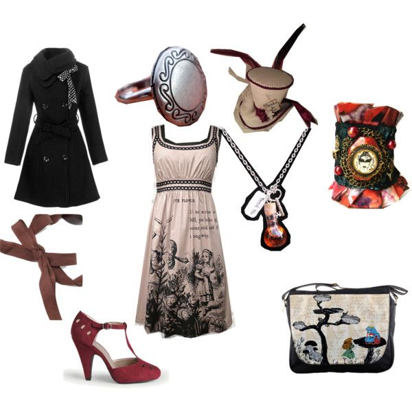"""The Perfect Outfit for People and Pixies Alike!"" by c-couzens on Polyvore"