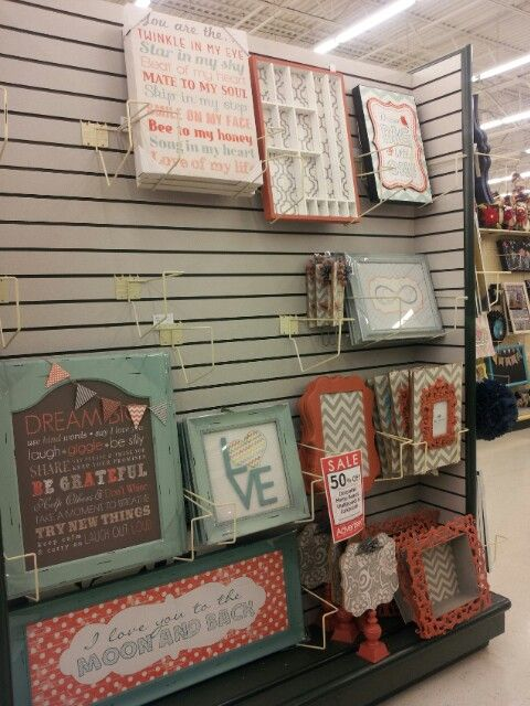 Mint Green And Coral Nursery Decor From Hobby Lobby The