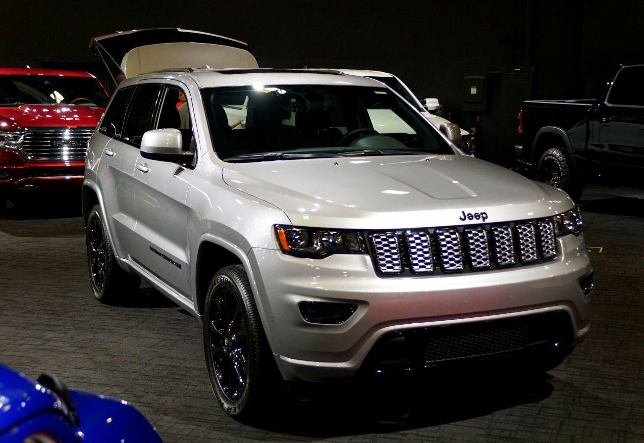 2020 Jeep Grand Cherokee In 2020 Jeep Grand Cherokee Jeep Jeep Grand